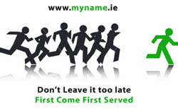 Personal .ie domain names - Don't leave it too late